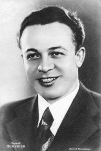 Лирический тенор Сергей Лемешев
