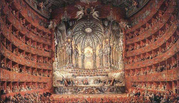 История оперы