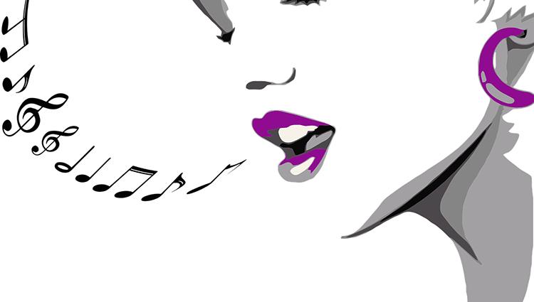 Как открывать рот при пении?