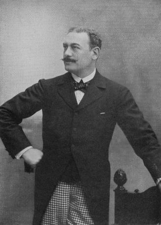 Певец Виктор Морель