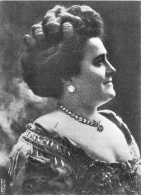 Сопрано Луиза Тетраццини