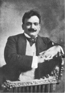 Тенор Энрико Карузо
