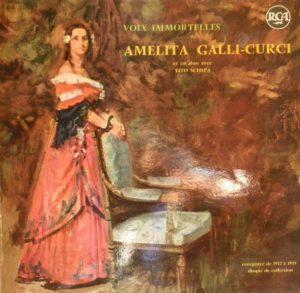 Сопрано Амелита Галли-Курчи