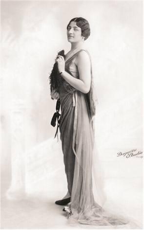 Певица Роза Райза