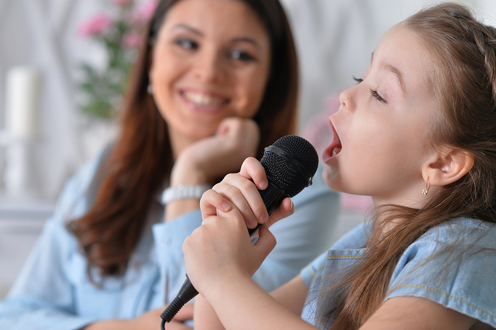 Voice-teacher