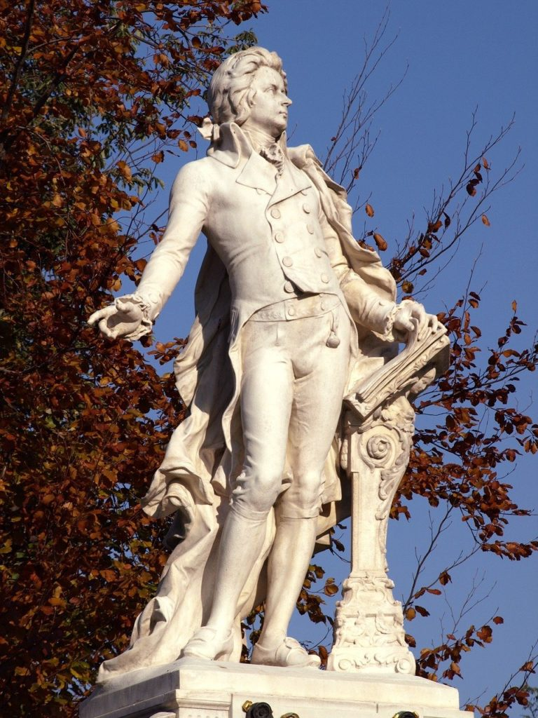 Вокальная музыка Моцарта
