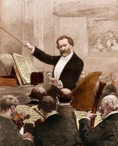 Verdi-Conducting-in-Paris-by-Corbis